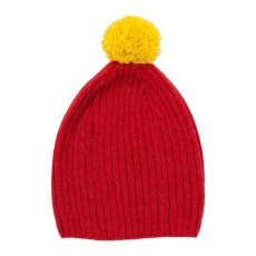 product-The Animals Observatory Pony Pompom Alpaca Wool Hat