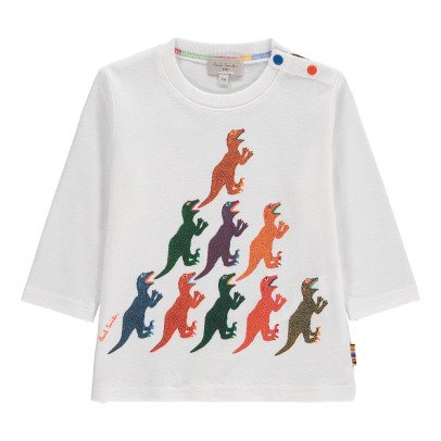 Great Deals For Sale Sale - Rodrigue Cosmonaut T-Shirt - Paul Smith Junior Paul Smith Free Shipping Pay With Visa Footlocker Pictures For Sale Inexpensive He6UTyWj