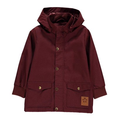 Mini Rodini Pio Waterproof Parka-listing