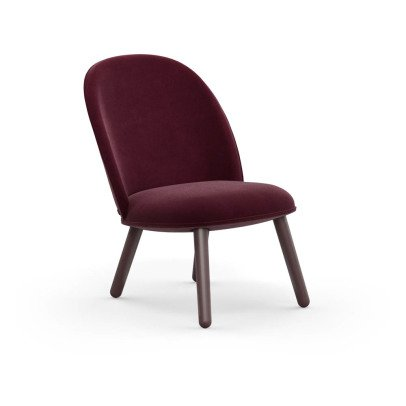 Normann Copenhagen Ace Velvet Lounge Chair-product