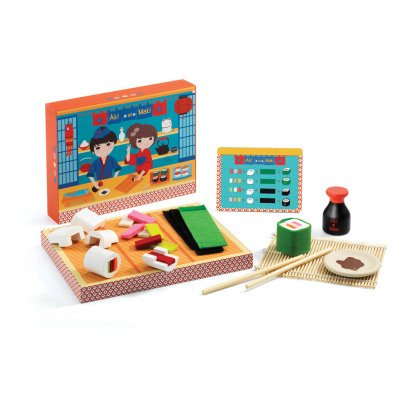 Djeco Aki and Maki Sushi Game-listing