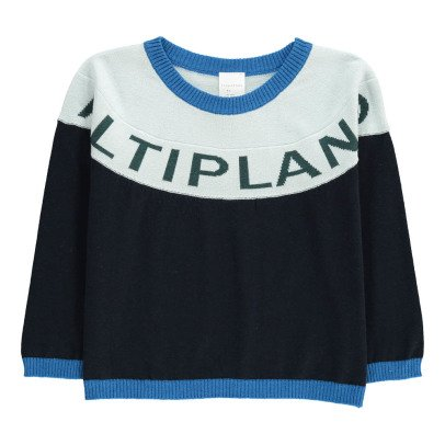 Tinycottons Pullover Altiplano	-listing