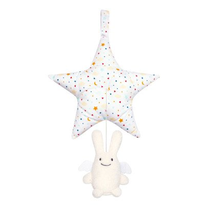 Trousselier Rabbit Angel Musical Star-listing