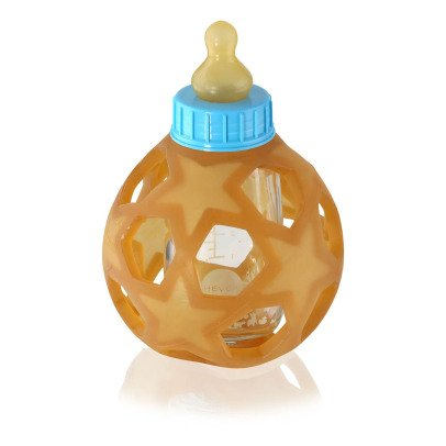 Hevea Star Ball and Baby Bottle-product