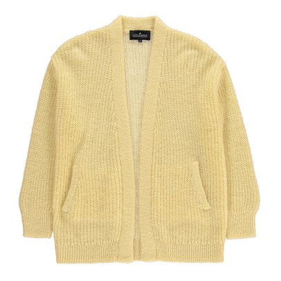Little Remix Ribbed Cardigan-listing