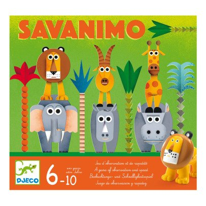 Djeco Beobachtung- Spiel Savanimo  -product