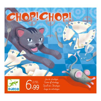 Djeco Chop! Chop! Tactical Game-listing