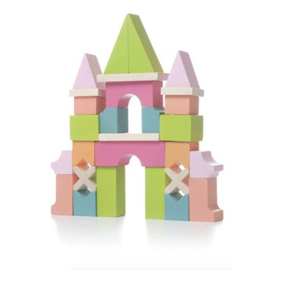 Bass & Bass Wooden Castle-listing