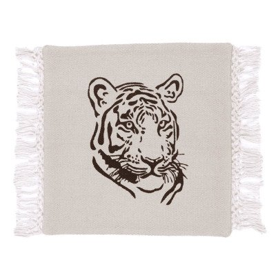 Varanassi Gypsy Cotton Rug - Tiger-product