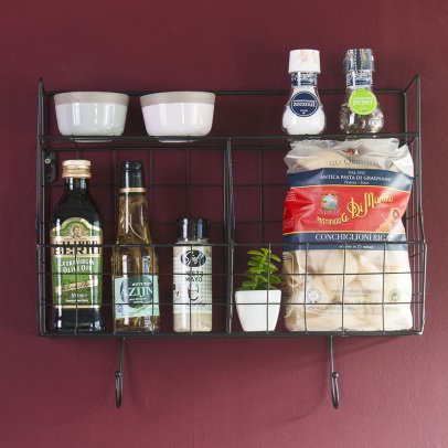 Present Time Kitchen Shelf-listing