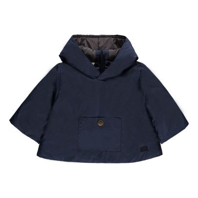 Bonton Mini Burnous Coat-listing