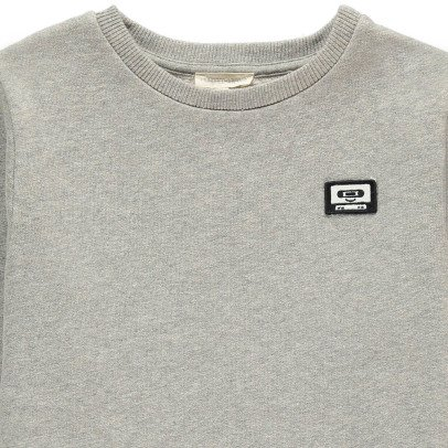 Hundred Pieces Tape Sweatshirt-listing
