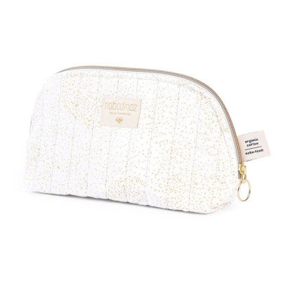Nobodinoz Trousse de toilette Holiday Bubble en coton organique-product