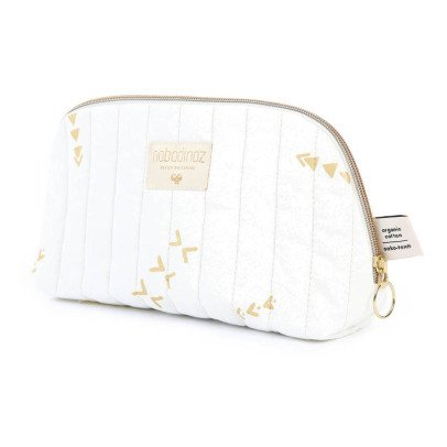 Nobodinoz Trousse de toilette Holiday Secrets en coton organique-listing