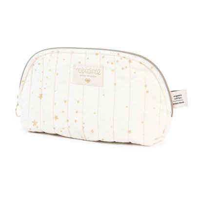 Nobodinoz Trousse de toilette Holiday Stella en coton organique-product