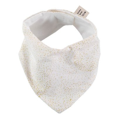 Nobodinoz Bavoir bandana Lucky Bubble en coton organique-product
