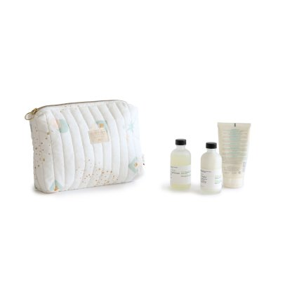 Nobodinoz Trousse de toilette Eclipse en coton organique-product
