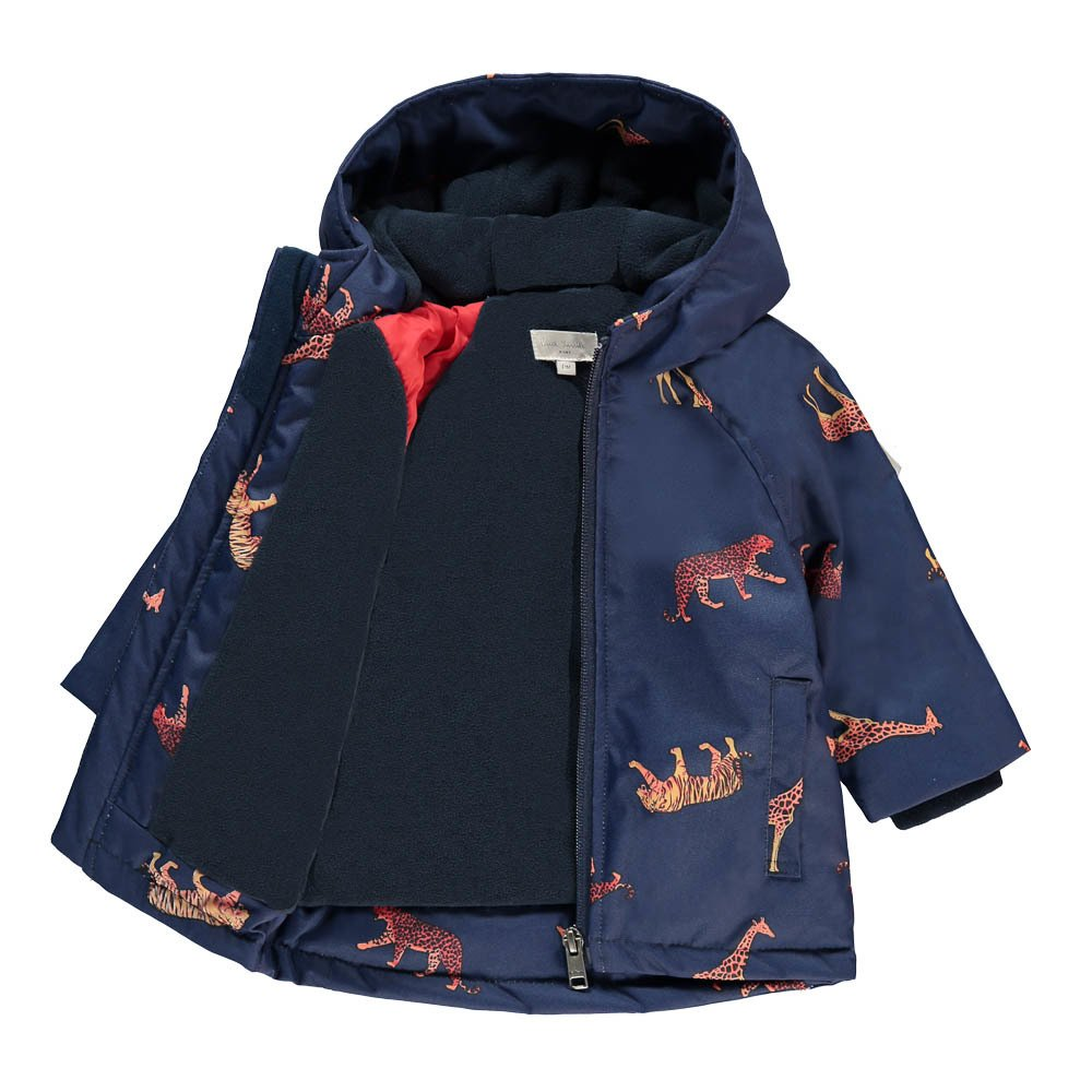 Parka Capuche Animaux Philou-product