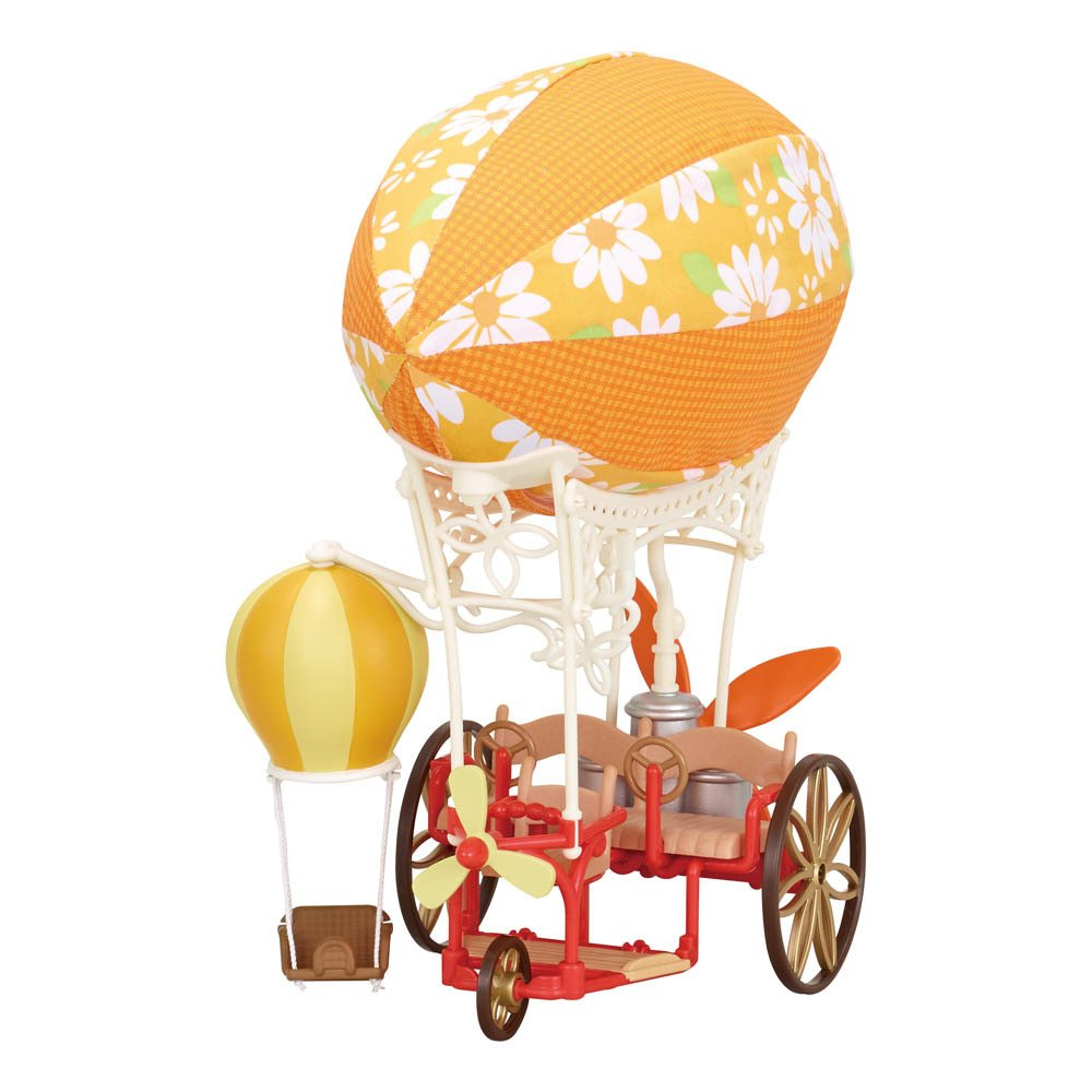 ballon dirigeable sylvanian
