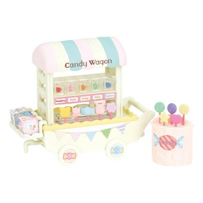 Sylvanian Sweet Stand-listing