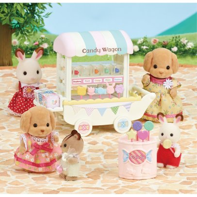 Sylvanian Stand caramelle-listing