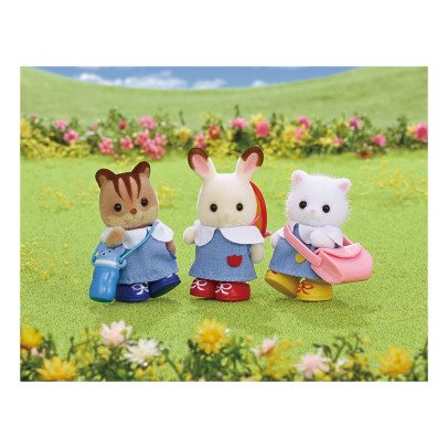 Sylvanian Nursery Friends -listing