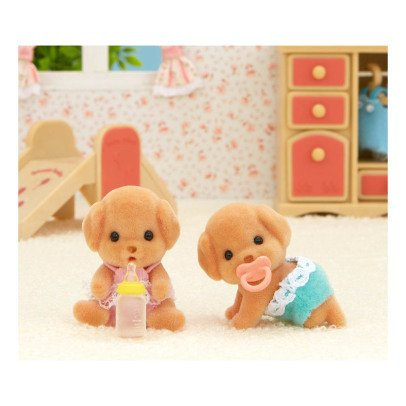 Sylvanian Poodle Twins-listing