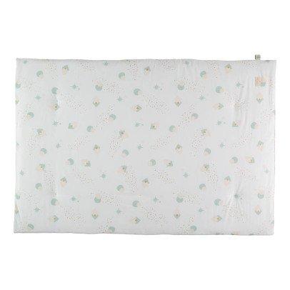 Nobodinoz Eden Eclipse Organic Cotton Futon Quilt Product