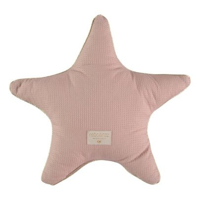 Nobodinoz Aristote Organic Cotton Star Cushion-listing