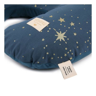 Nobodinoz Sunrise Stella Organic Cotton Breastfeeding Pillow-listing