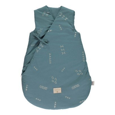 Nobodinoz Cloud Secrets Organic Cotton Winter Baby Sleeping Bag-listing