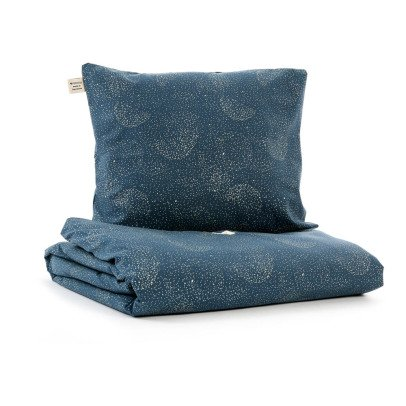 Nobodinoz Himalaya Bubble Organic Cotton Bed Set-listing