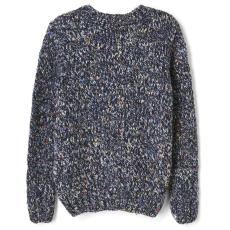 product-Finger in the nose Kris Flecked Knit Jumper