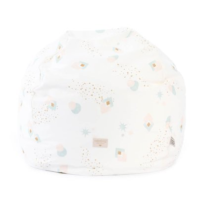 Nobodinoz Pouf Balloon Eclipse en coton-product