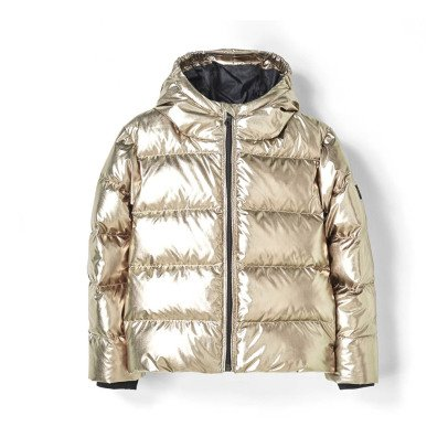 Finger in the nose Snowfield Quilted Down Jacket-listing