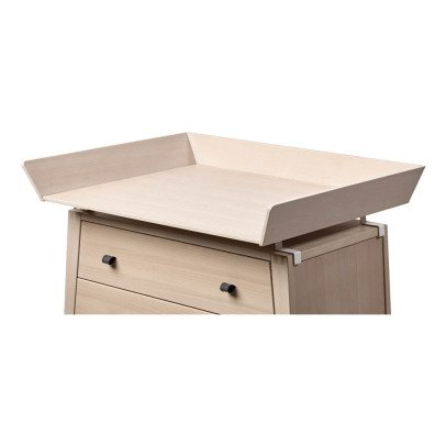 Leander Linea beech wood changing table-listing