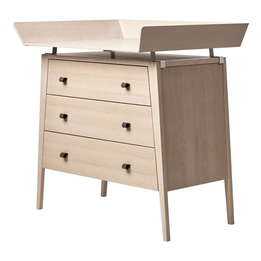Linea Beech Wood Changing Table Product