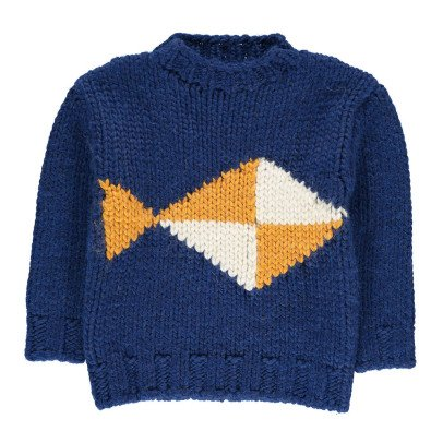 Bobo Choses Fish Jumper-listing