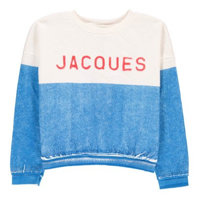 Bobo Choses Organic Cotton Jacques Sweatshirt-listing