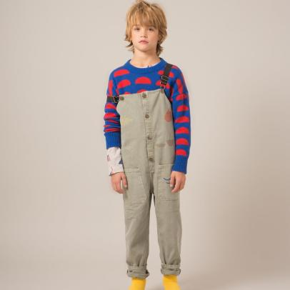 Bobo Choses Crest Wool Jumper-product