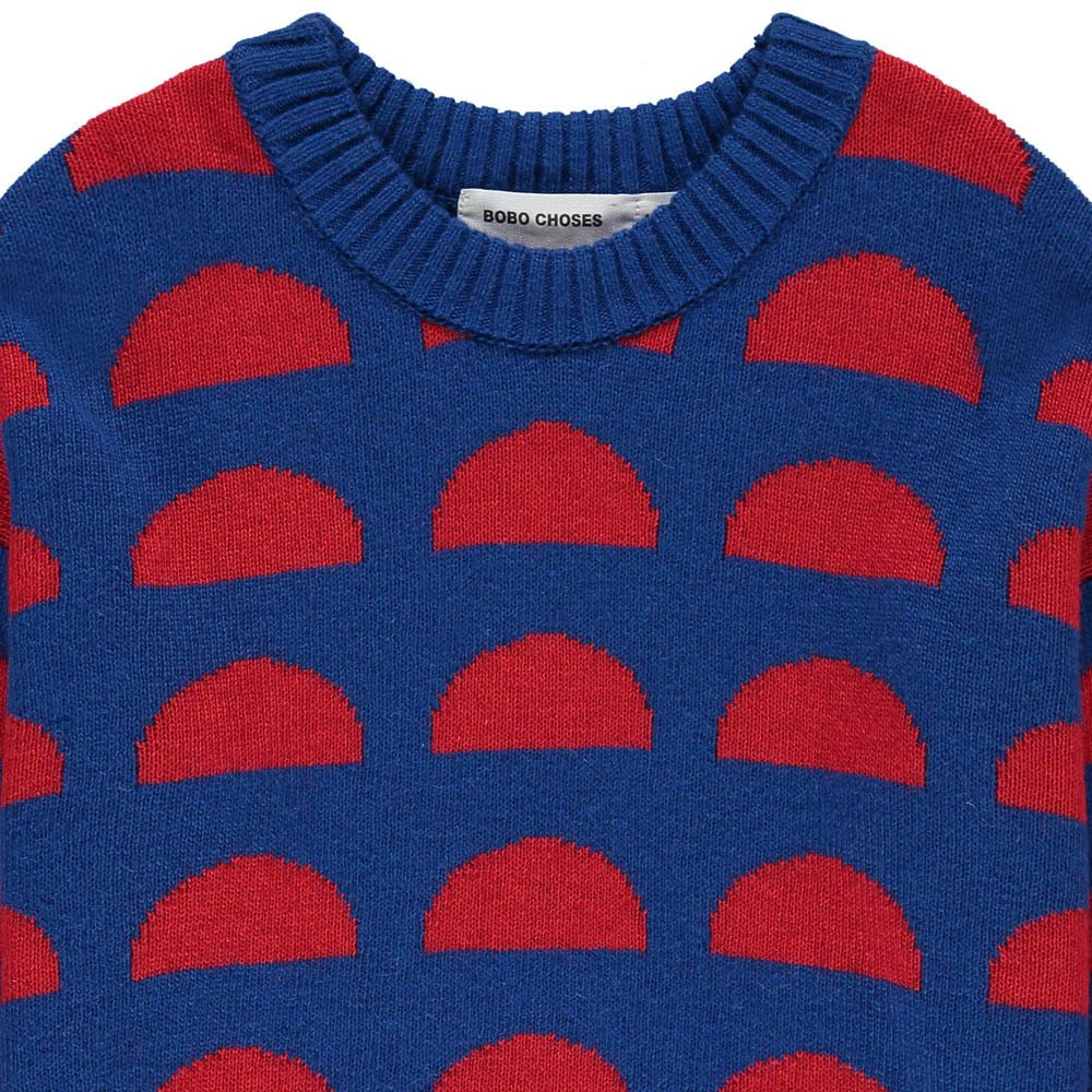 Crest Wool Jumper-product
