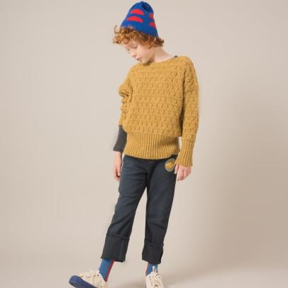 Bobo Choses Lurex Wool Jumper-listing
