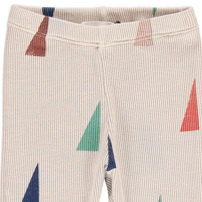 Bobo Choses Organic Cotton Triangle Leggings-listing