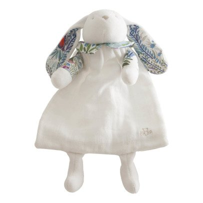Pamplemousse Peluches Cotton Rabbit Soft Toy x Little Cabari-listing