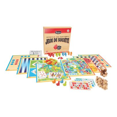 Jeujura Traditional Game Set-listing