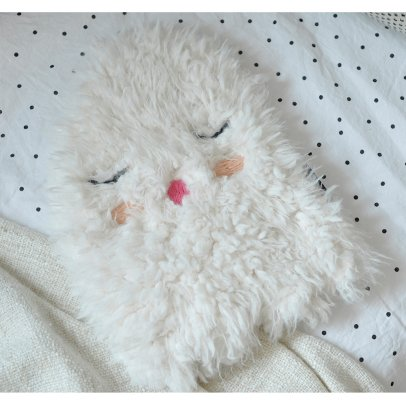 Mana'O Nani Small Ghost Soft Toy - 22x31cm-listing