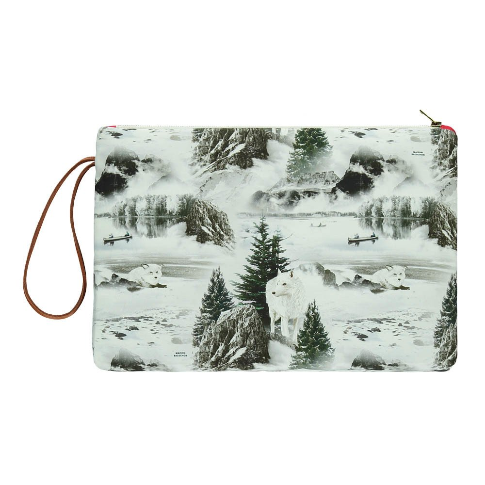 Forest Ipad Pouch Maison Baluchon ST6umFrypA