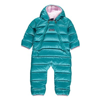 Patagonia Fur Lined Hooded Snowsuit-listing
