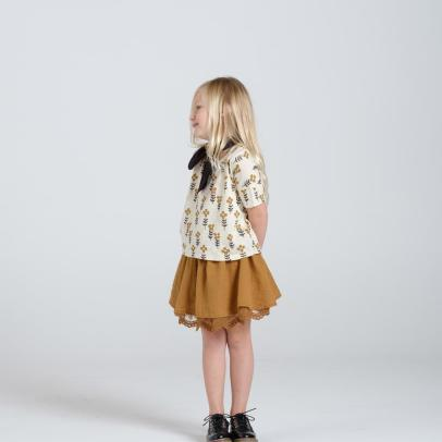 Rylee + Cru T-Shiry Blumen All-Over -listing