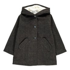 product-Buho Jules Fur Lined Hooded Coat